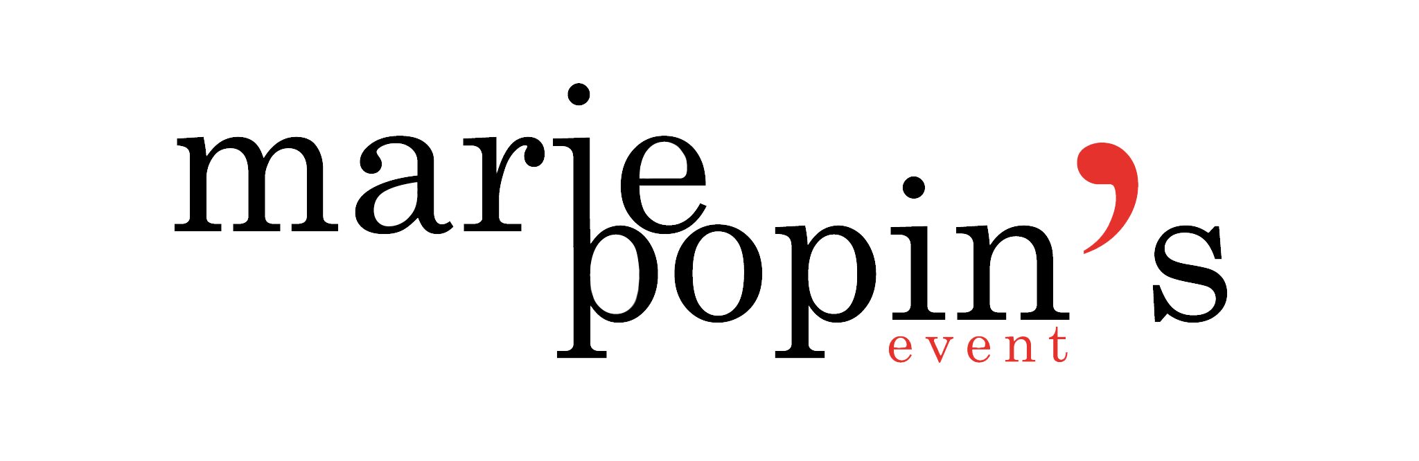 logo Marie POPin'S Event